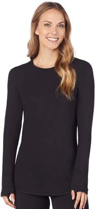 Cuddl Duds Women's Smooth Layer Crewneck Top