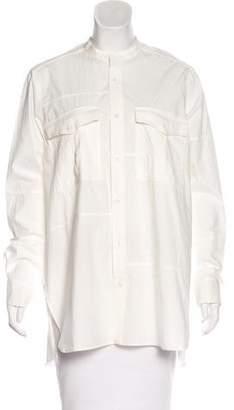 Billy Reid Oversize Long Sleeve Top