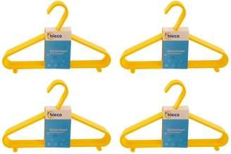 Bieco Kinderkleiderbugel Plastic 32 Pieces