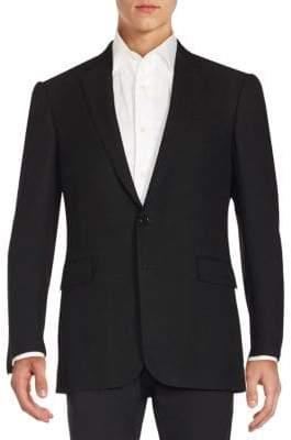Ralph Lauren Long Sleeve Cashmere Jacket