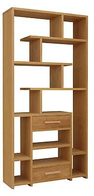 John Lewis & Partners Henry 2 Drawer Bookcase