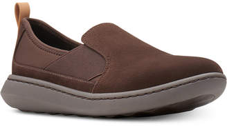 Clarks Collection Women's Step Move Jump Slip-On Sneakers Women's Shoes
