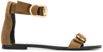 Stella Luna double ring sandals