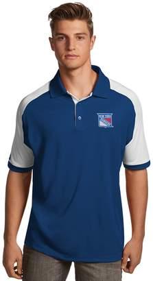 Antigua Men's New York Rangers Century Polo