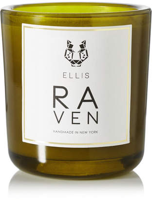 Ellis Brooklyn Raven Scented Candle, 185g - one size