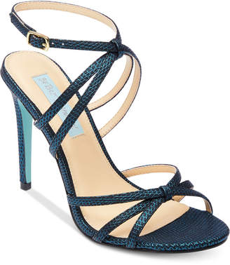 Betsey Johnson Blue By Myla Evening Sandals Women's Shoes