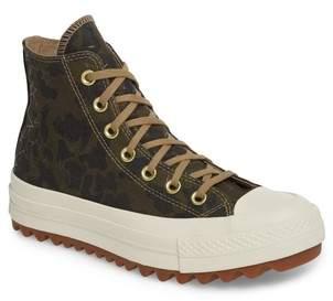 Converse Chuck Taylor(R) All Star(R) Lift Ripple High Top Sneaker