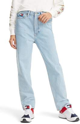 Tommy Jeans Crest Capsule Mom Jeans