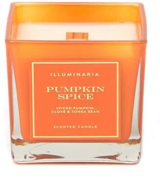 Zodax Illuminaria Pumpkin Spice Scented Candle - 7.5 oz