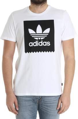 adidas Bb Solid Cotton T-shirt
