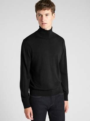 Gap Turtleneck Pullover Sweater in Merino Wool