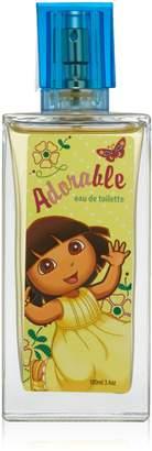Nickelodeon Dora The Explorer by for Women Adorable Eau De toilette Spray, 3.4-Ounce/100ml.