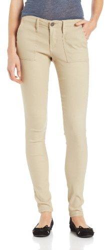 YMI Jeanswear Juniors Porkchop Pocket Hyper Stretch Pant