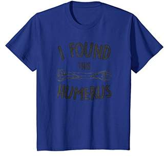 I Found This Humerus T-Shirt Funny Pun Shirt