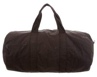 Jack Spade Woven Weekender Bag