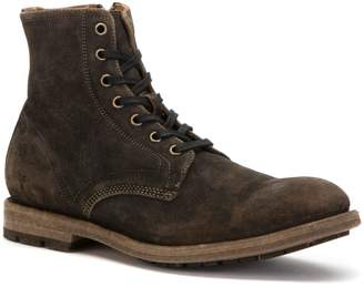 Frye Bowery Suede Ankle Boots