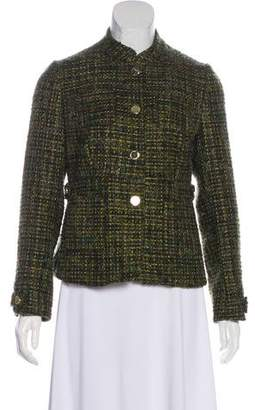 Adrienne Vittadini Tweed Knit Jacket