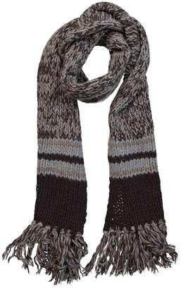 Dolce & Gabbana Brown Wool Scarves & pocket squares