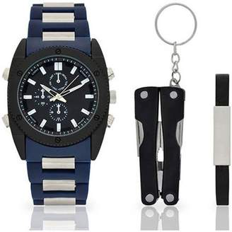 Unbranded Men's Watch, Knife Tool and Money Clip Set