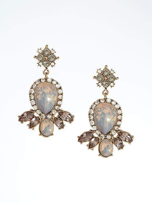Banana Republic  Majestic Jewels Earring