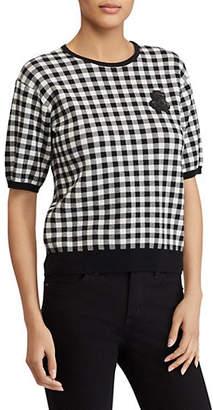 Lauren Ralph Lauren Lizet Elbow-Sleeve Sweater