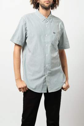 Obey Jumbo Stripe Woven SS Shirt