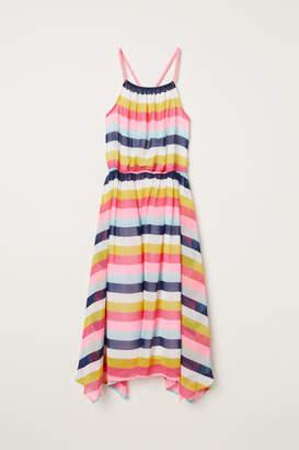 H&M Striped Dress - Pink