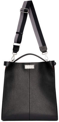 Fendi Black Peek-a-boo X-Lite Briefcase