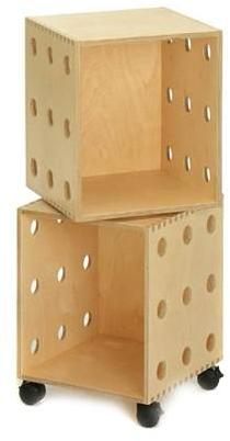 Offi - perf box storage units by eric pfeiffer for offi