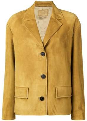 Prada single breasted jacket