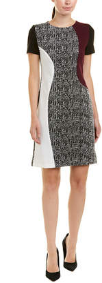 Taylor Tweed Shift Dress