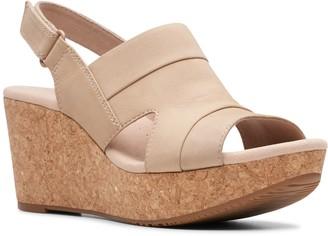 11220f353c23b Clarks Annadel Bari Women s Platform Wedge Sandals