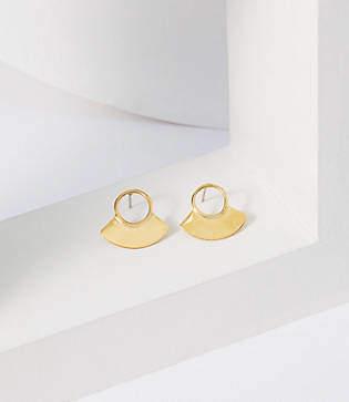 Lou & Grey Soko Petite Paddle Stud Earrings