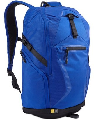 "Case Logic Griffith Park Backpack for 15.6"" Laptop and 10"" Tablet, Blue"