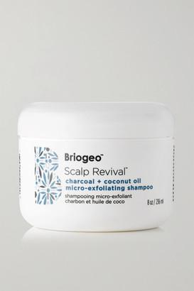 Briogeo - Scalp Revival Charcoal Coconut Oil Micro-exfoliating Shampoo, 236ml - Colorless
