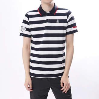Munsingwear (マンシングウェア) - マンシングウエア Munsingwear メンズ ゴルフ 半袖 シャツ ニットMGMLJA06