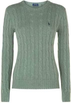 Polo Ralph Lauren Julianna Cable Knit Sweater