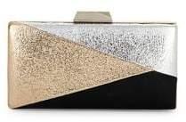Sondra Roberts Multi-Colored Metallic Clutch