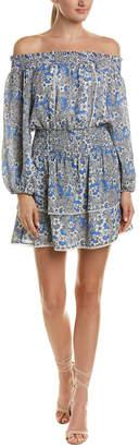Parker Kara Silk Shift Dress