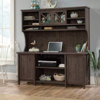 Laurèl Foundry Modern Farmhouse Shelby Campbell Credenza Desk with Hutch