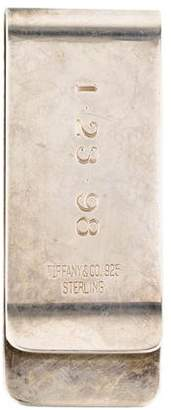 Tiffany & Co. Sterling Silver Money Clip