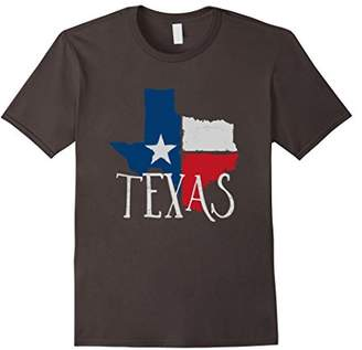 Texas T-shirt Vintage Distressed look