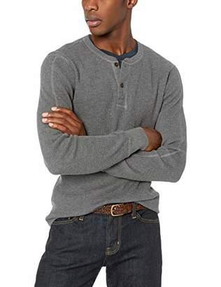 J.Crew Mercantile Men's Thermal Henley Shirt