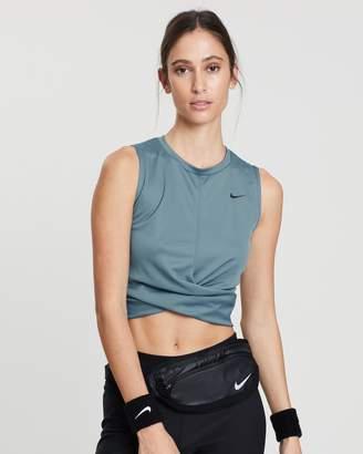 Nike Dry-Fit Twist Crop Tank