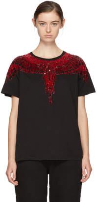 Marcelo Burlon County of Milan Black Notec T-Shirt