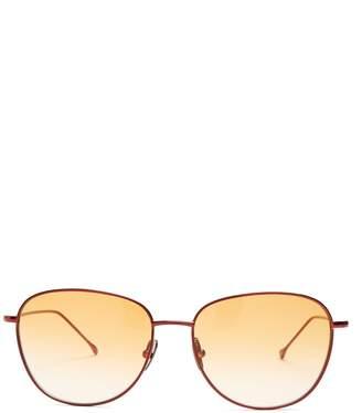 Prism New York metal sunglasses