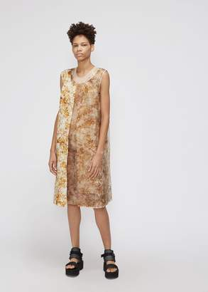 Comme des Garcons Tricot Sleeveless Printed Dress