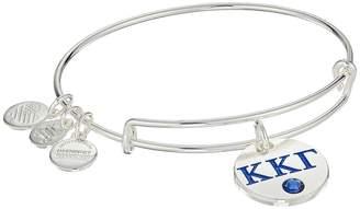 Alex and Ani Color Infusion Kappa Kappa Gamma II Bangle Bracelet
