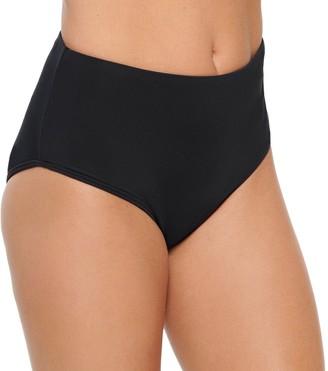 Croft & Barrow Women's High-Waisted Bikini Bottoms