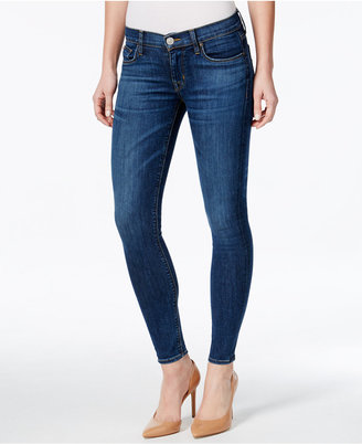 Hudson Jeans Krista Dream On Wash Skinny Ankle Jeans $195 thestylecure.com